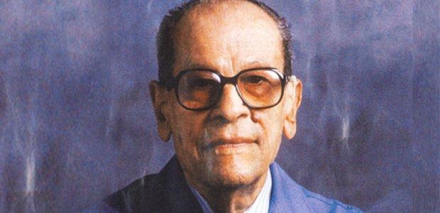 Naguib Mahfouz. Foto: Divulgação