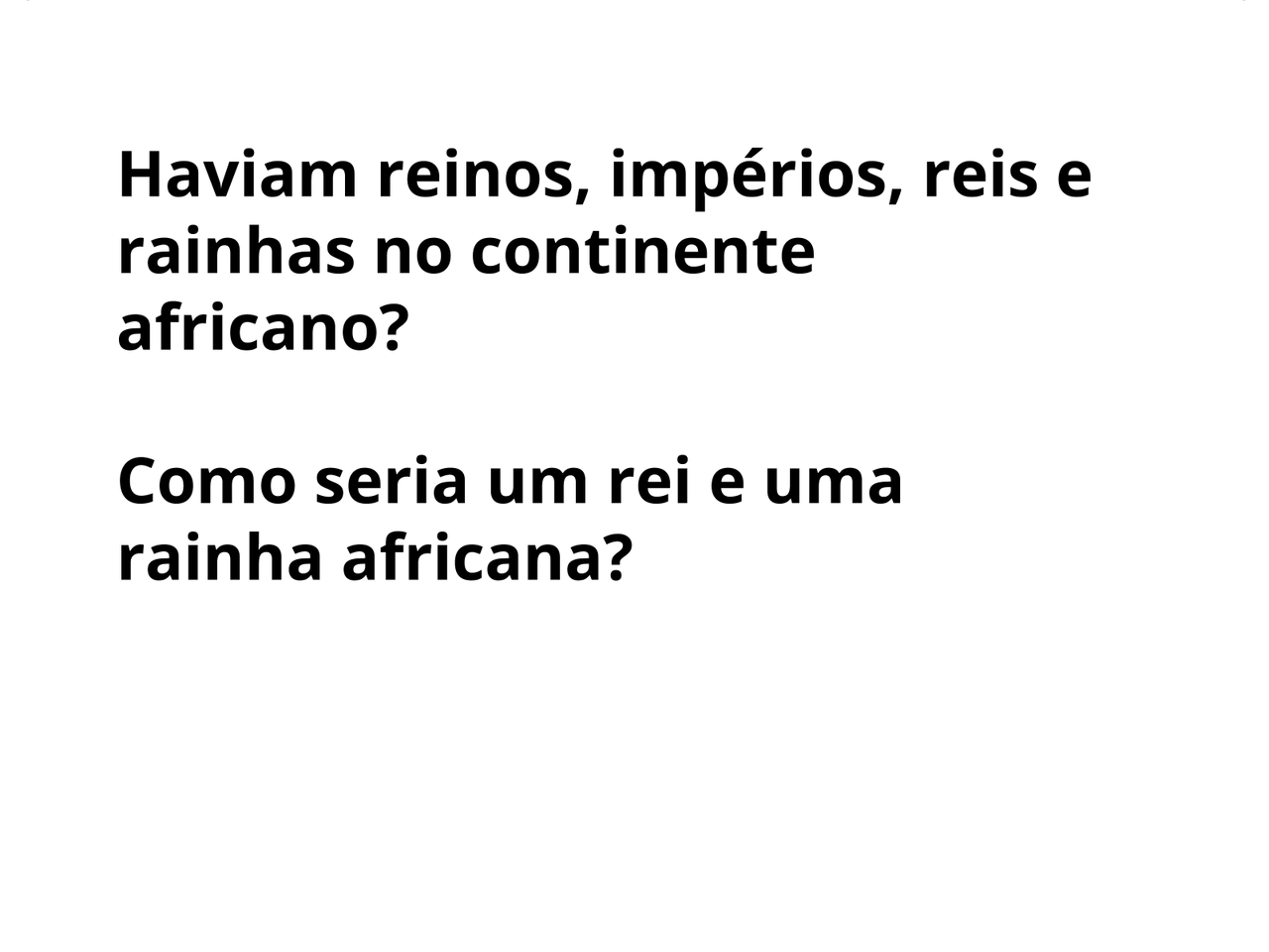 Colonialismo na África e a Conferência de Berlim