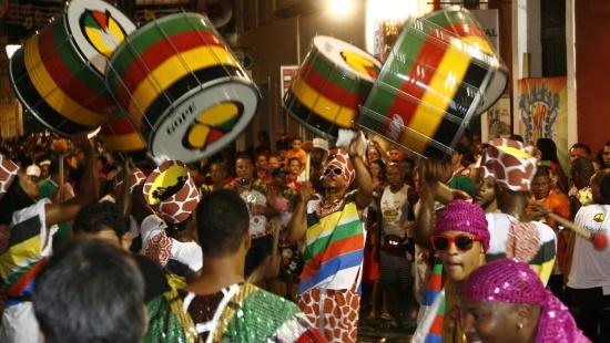Baile de carnaval antigo 1989 - 2 2