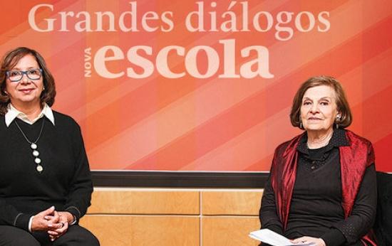 O professor alfabetizador | Grandes Diálogos com Delia Lerner