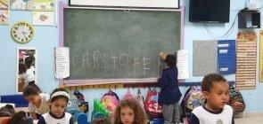 O letramento como parte das vivências das crianças
