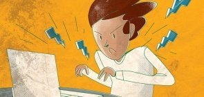 Como reagir às agressões virtuais contra si e os alunos