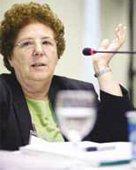 Bernardete Gatti. Foto: Marina Piedade