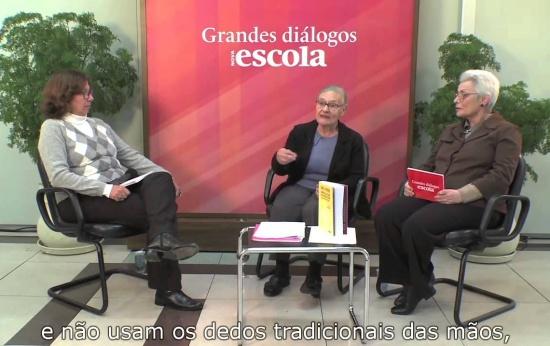 Emilia Ferreiro: considerações sobre alfabetização e tecnologias