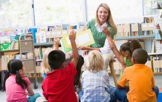 Parceria entre educadoras