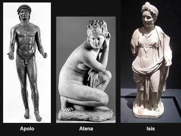 Deuses incorporados à cultura romana