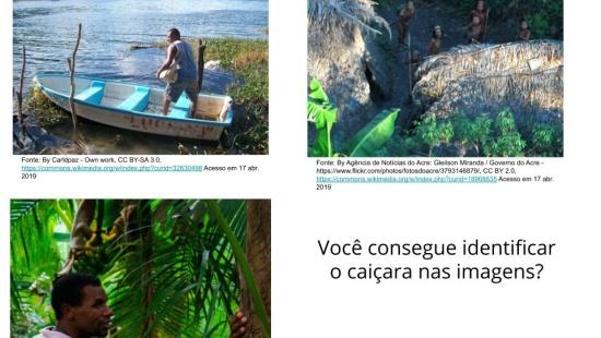 Comunidades caiçaras do litoral sul e sudeste brasileiro