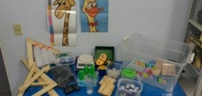 Caixa Matemática: materiais de apoio para a sala de aula