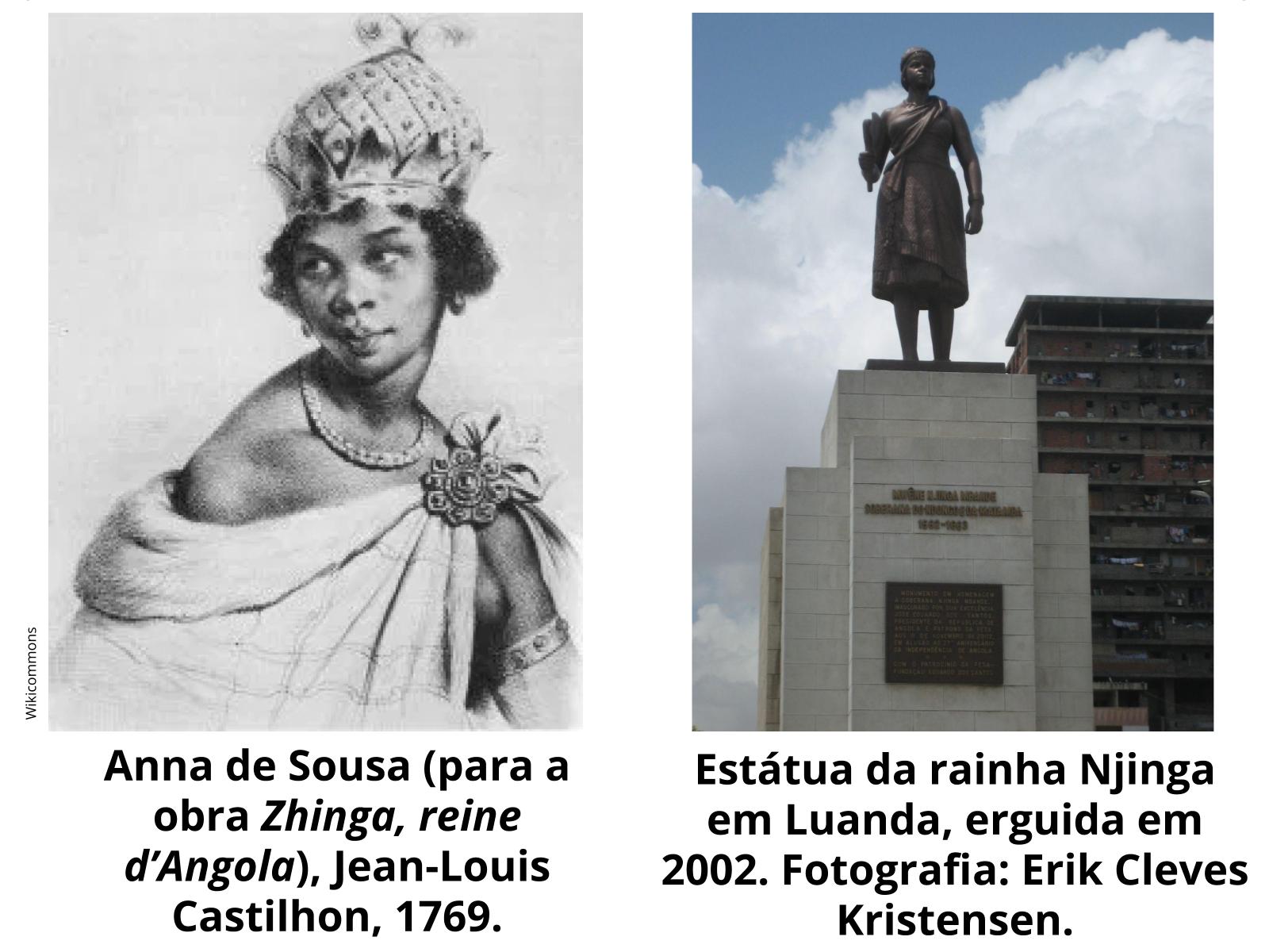 A rainha Njinga e as resistências africanas à dominação portuguesa