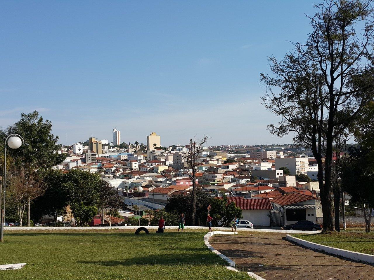 Vista de Itapeva