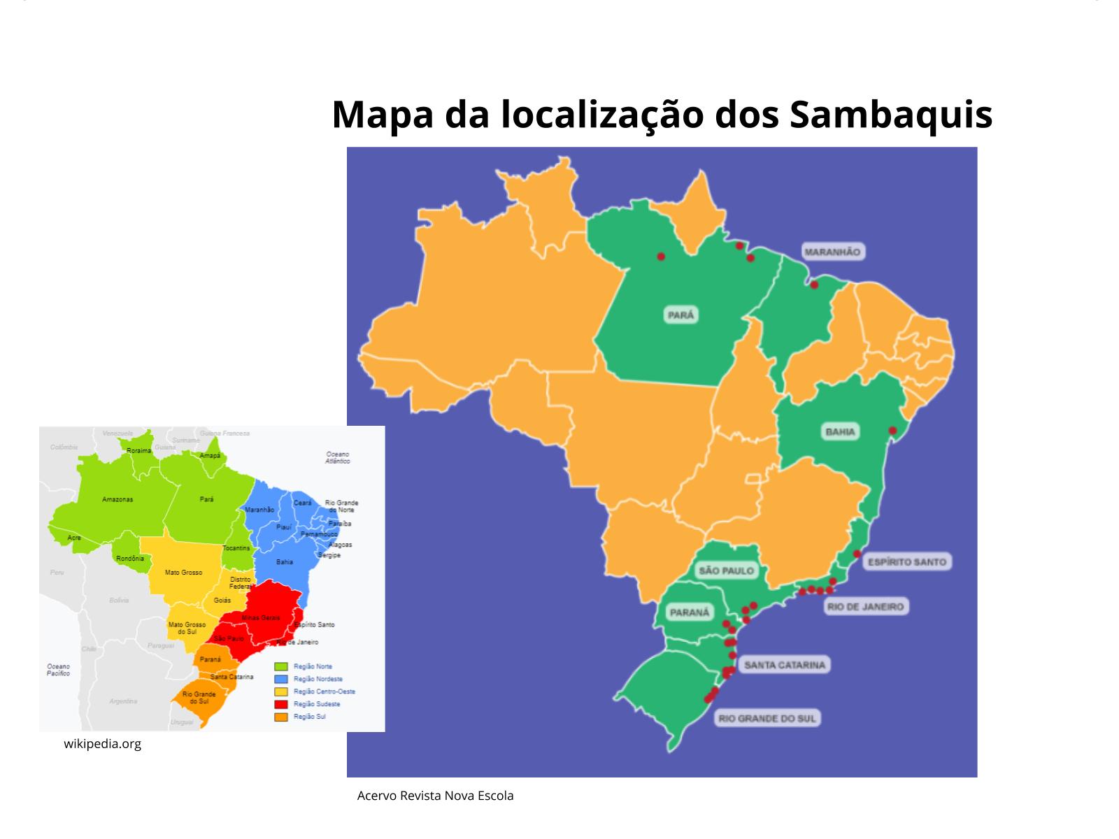 Povos dos sambaquis