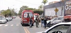 Adolescente atira em colegas e deixa dois mortos em Goiânia
