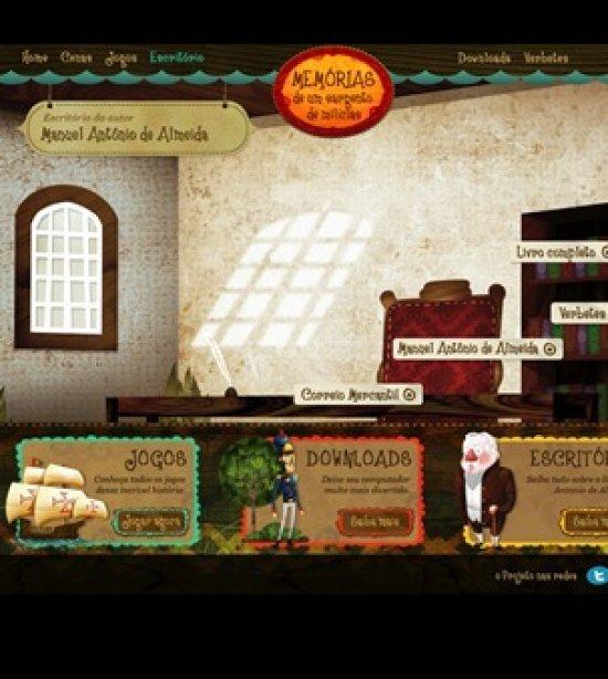 Entrevista: games como recursos para a aprendizagem