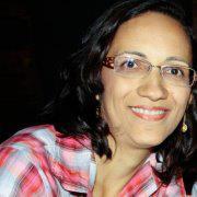 A professora Liliane Maria de Campos