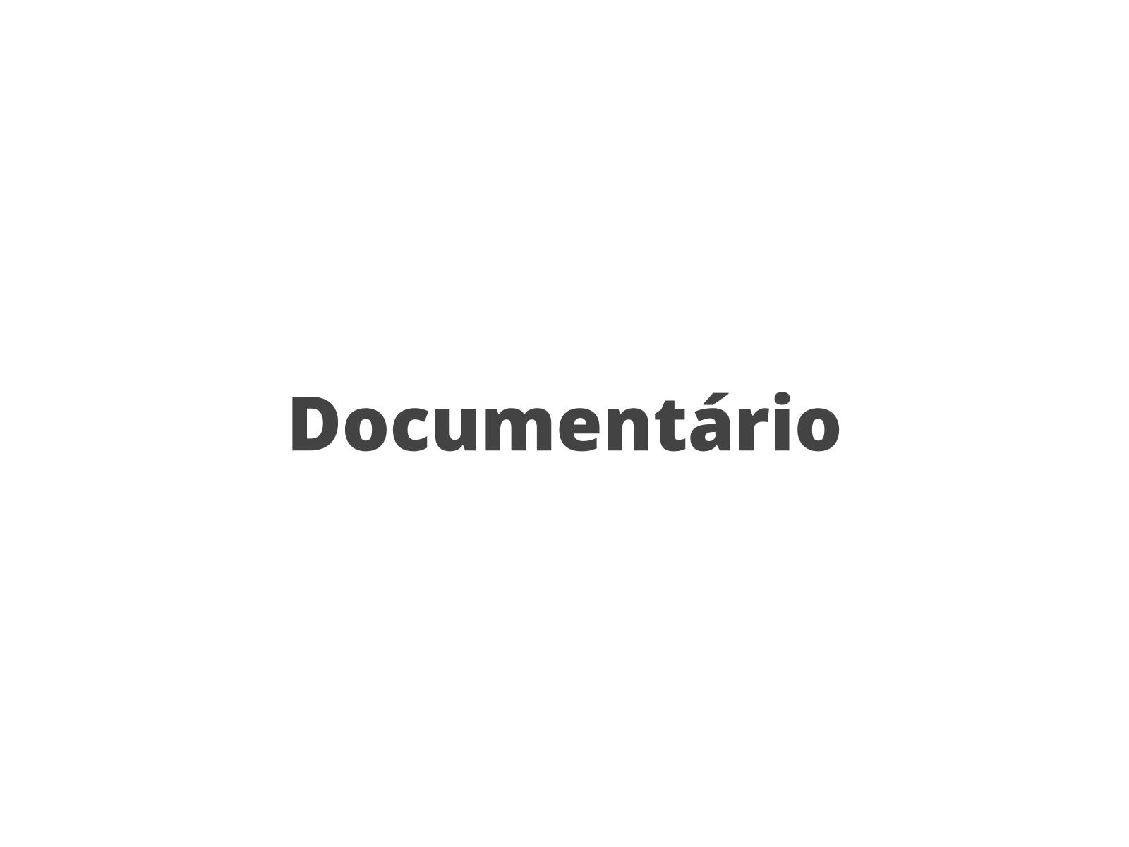 Introduzir o gênero documentário
