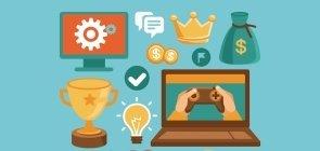 Gamificação é uma ferramenta digital que pode ser usada para avançar a aprendizagem