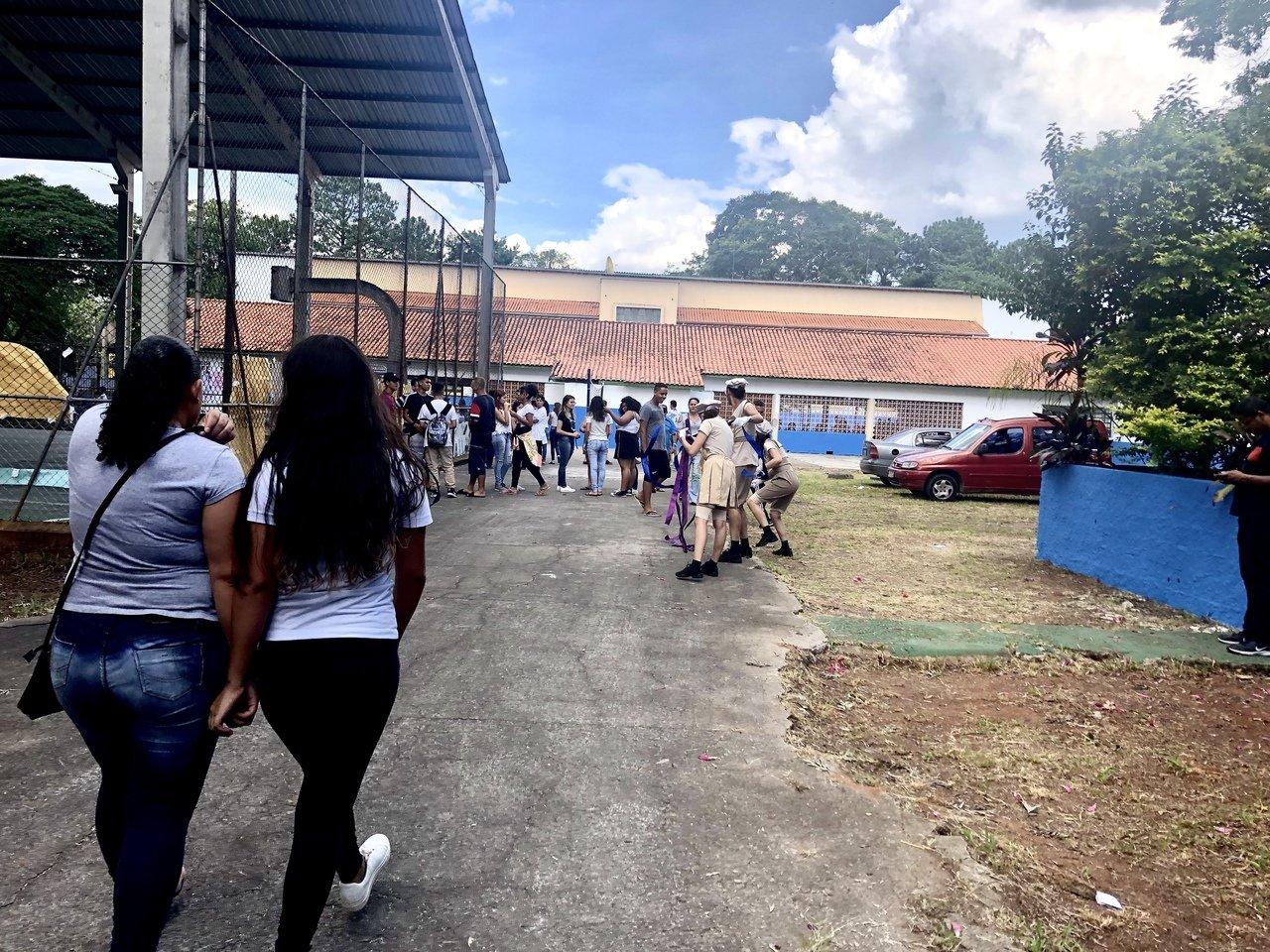 Tragedia Em Suzano Hoje Pinterest: Como Foi O Retorno às Aulas Na Raul Brasil, Em Suzano