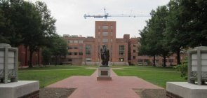 Jardim da universidade George Washington