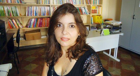 A nova blogueira Eduarda Diniz Mayrink (Foto: Arquivo Pessoal)