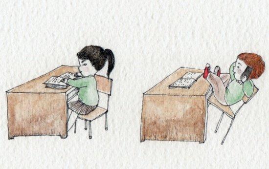 O que fazer com alunos indisciplinados