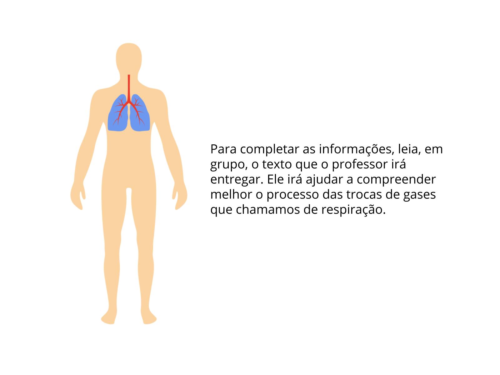 Os pulmões e as trocas gasosas