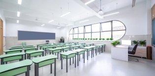 Sala de aula organizada
