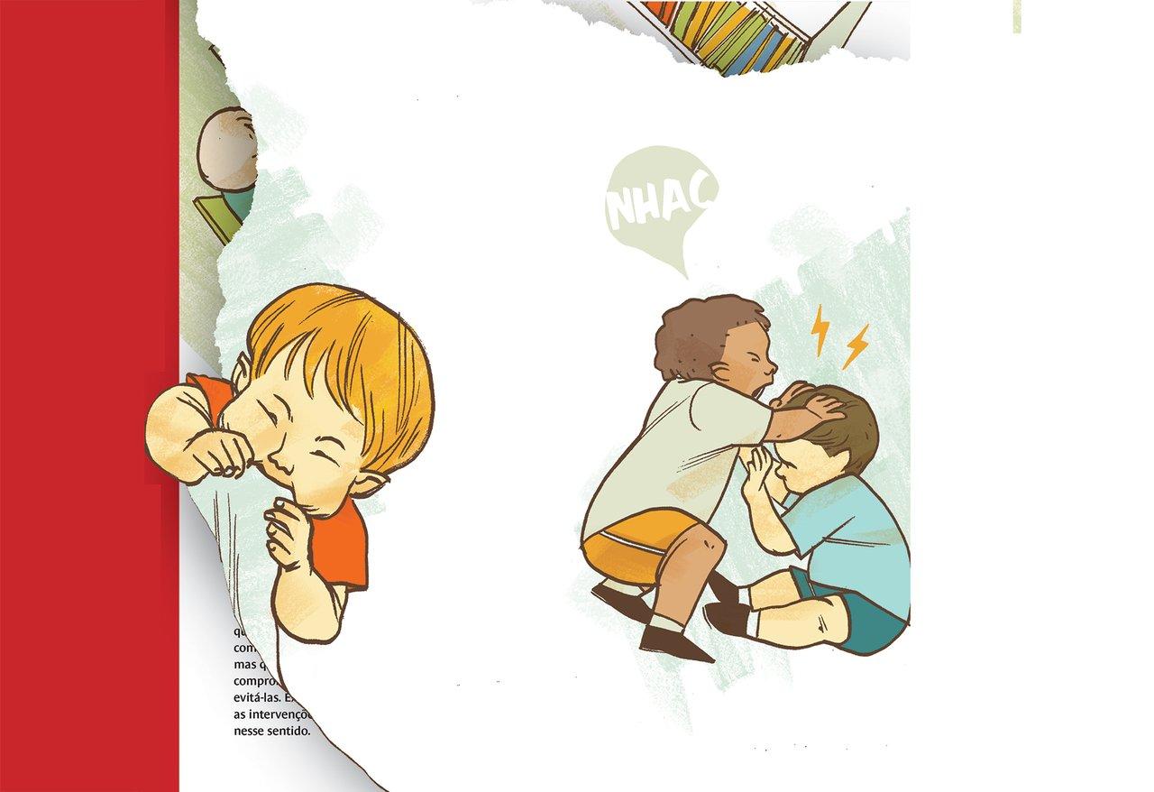 Crianças Na Creche Costumam Morder Medidas Ajudam A Corrigir O Problema