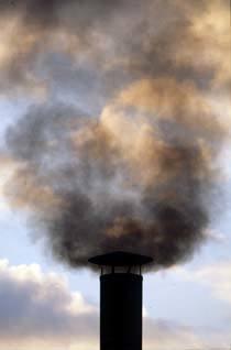As indústrias são responsáveis por 2/3 das emissões de carbono no mundo. Foto: Pedro Martinelli
