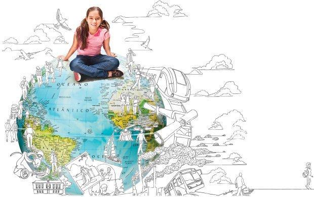 Os estudantes dos anos iniciais precisam aprender a observar e interpretar a realidade para, assim, interferir nela. Ricardo Toscani. Ilustração Melissa Lagôa