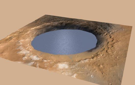As quatro principais descobertas do Curiosity sobre Marte