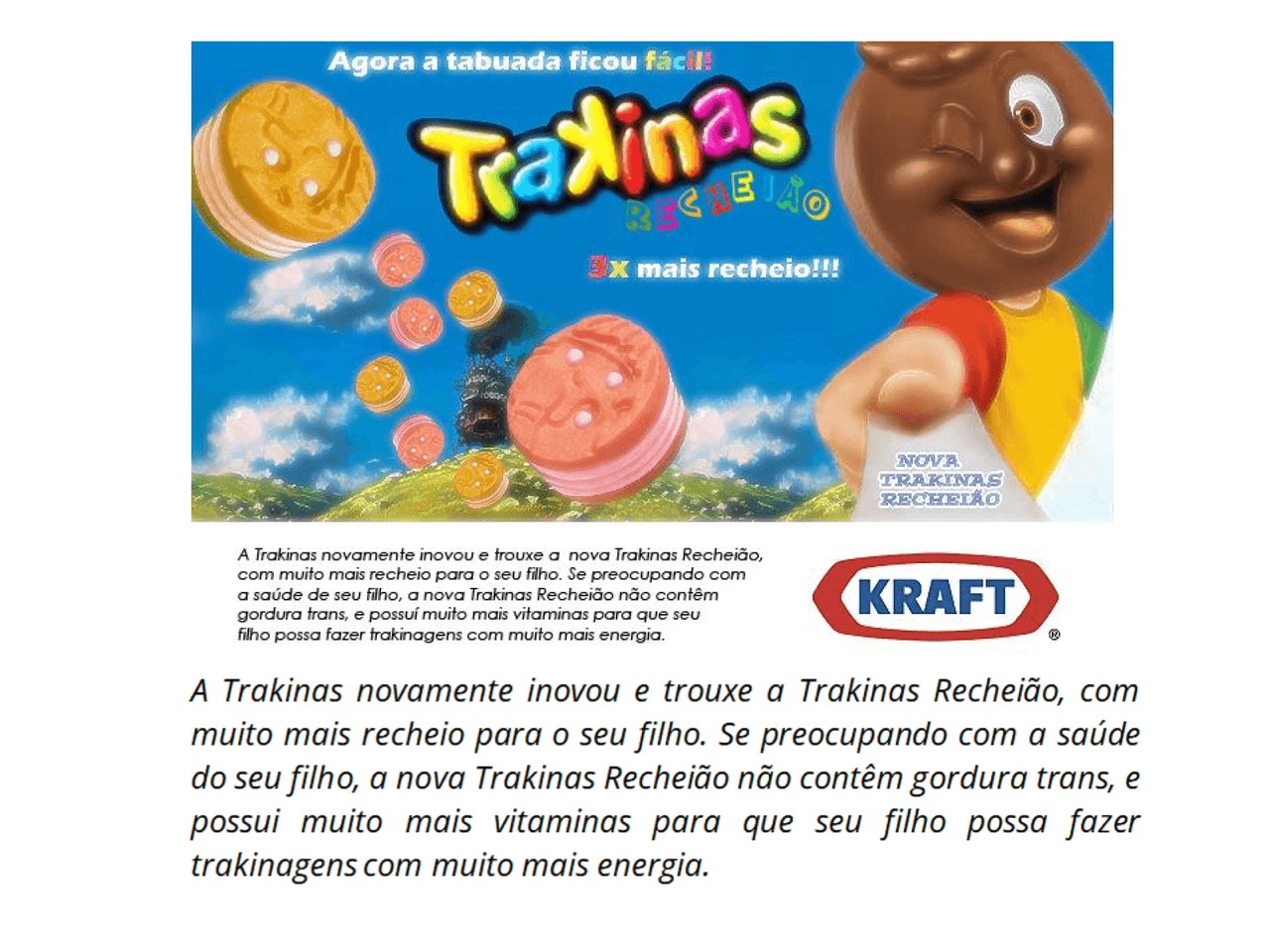Apresentação de propostas orais: A questão da publicidade infantil no Brasil