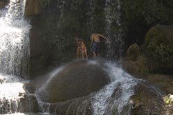 Parque das cachoeiras. Foto: Divulgação