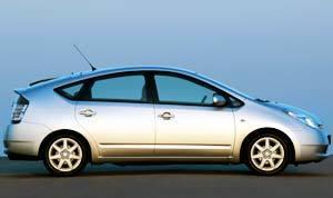 Prius, híbrido da Toyota, é sucesso no Japão e nos Estados Unidos. Foto: Divulgação