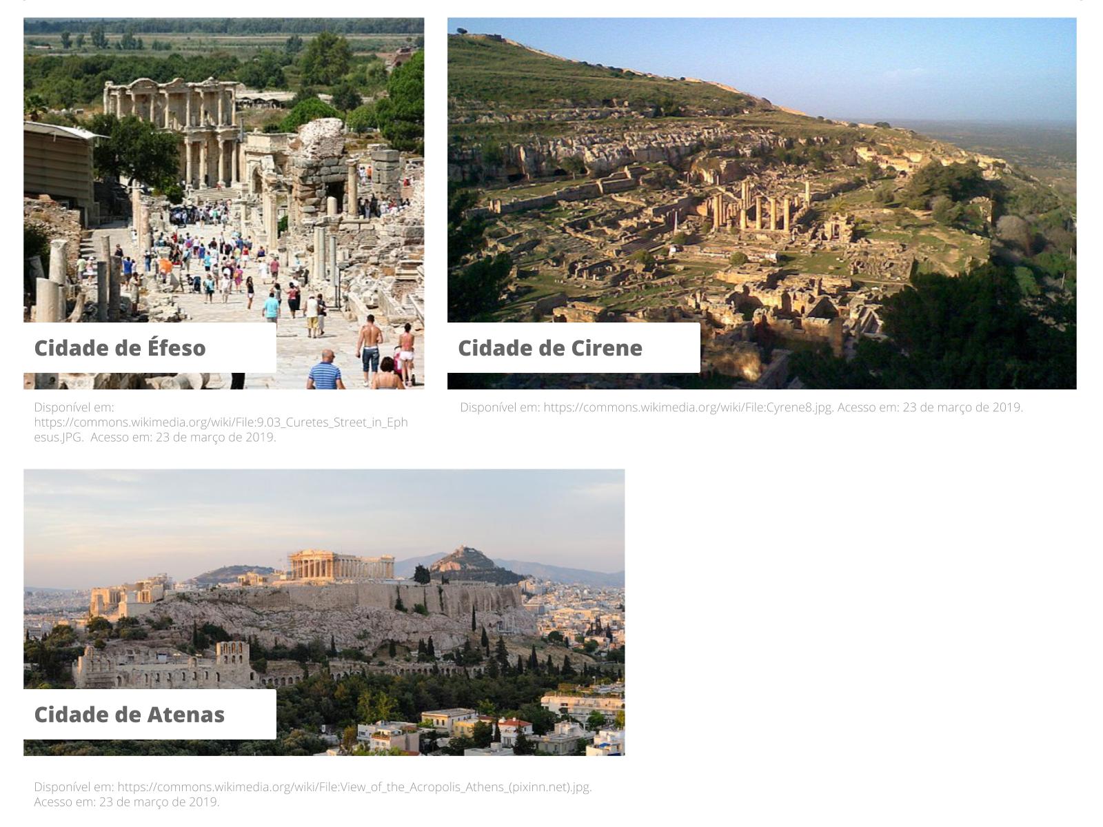 Grécia antiga e domínios territoriais