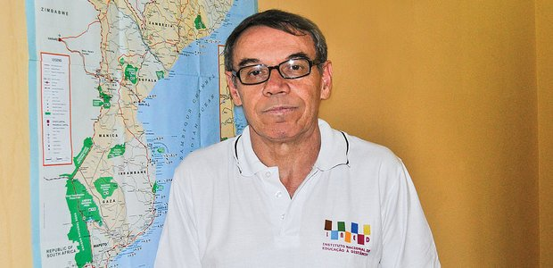 Oreste Preti é ex-coordenador do Programa de Expansão da Educação Superior a Distância de Moçambique. Foto: Arquivo pessoal/Oreste Preti