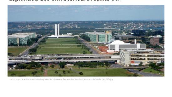 Brasília: a capital planejada no interior do Brasil