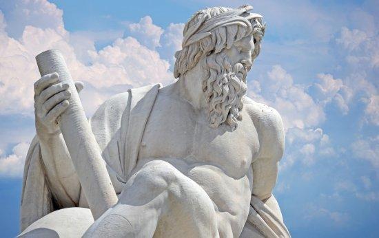 Quem inventou os deuses gregos?