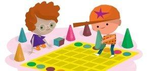 4ª Brincadeira: Corridas dos cones coloridos