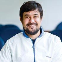Danilo faz mestrado em História na USP e é professor do 6º ao 9º ano. Foto: Marina Piedade