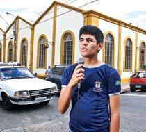 Conhecimentos narrados em vídeo. Foto: Benonias Cardoso