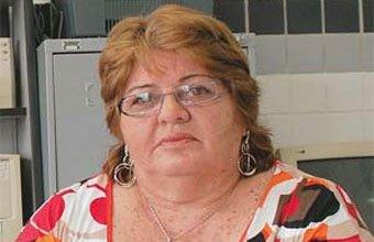 Genilda Ribeiro, diretora de escola da rede estadual da Paraíba. Foto: Gustavo Moura
