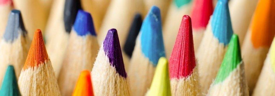 Laís coloridos, lápis de cor