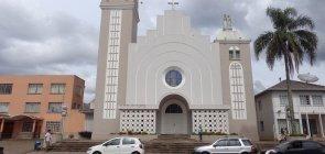 Igreja matriz de Campos Novos (SC)
