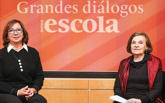 Alfabetização e novas tecnologias | Grandes Diálogos com Delia Lerner
