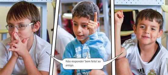 Diretora do interior de São Paulo ganha prêmio ao abrir espaço à participação das crianças na gestão da escola. Fotos: Raoni Madalena