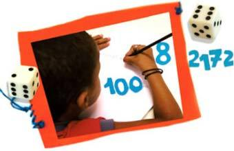 Ditado de números: estratégia para avaliar a aprendizagem da garotada o ano todo.