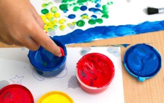 O espaço da arte na Educação Infantil