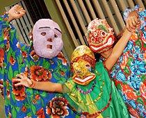 Folclore. Foto: Meireles Junior
