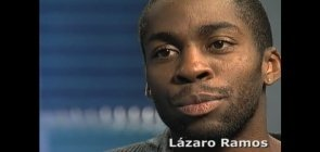Orgulho de ter professor: Lázaro Ramos