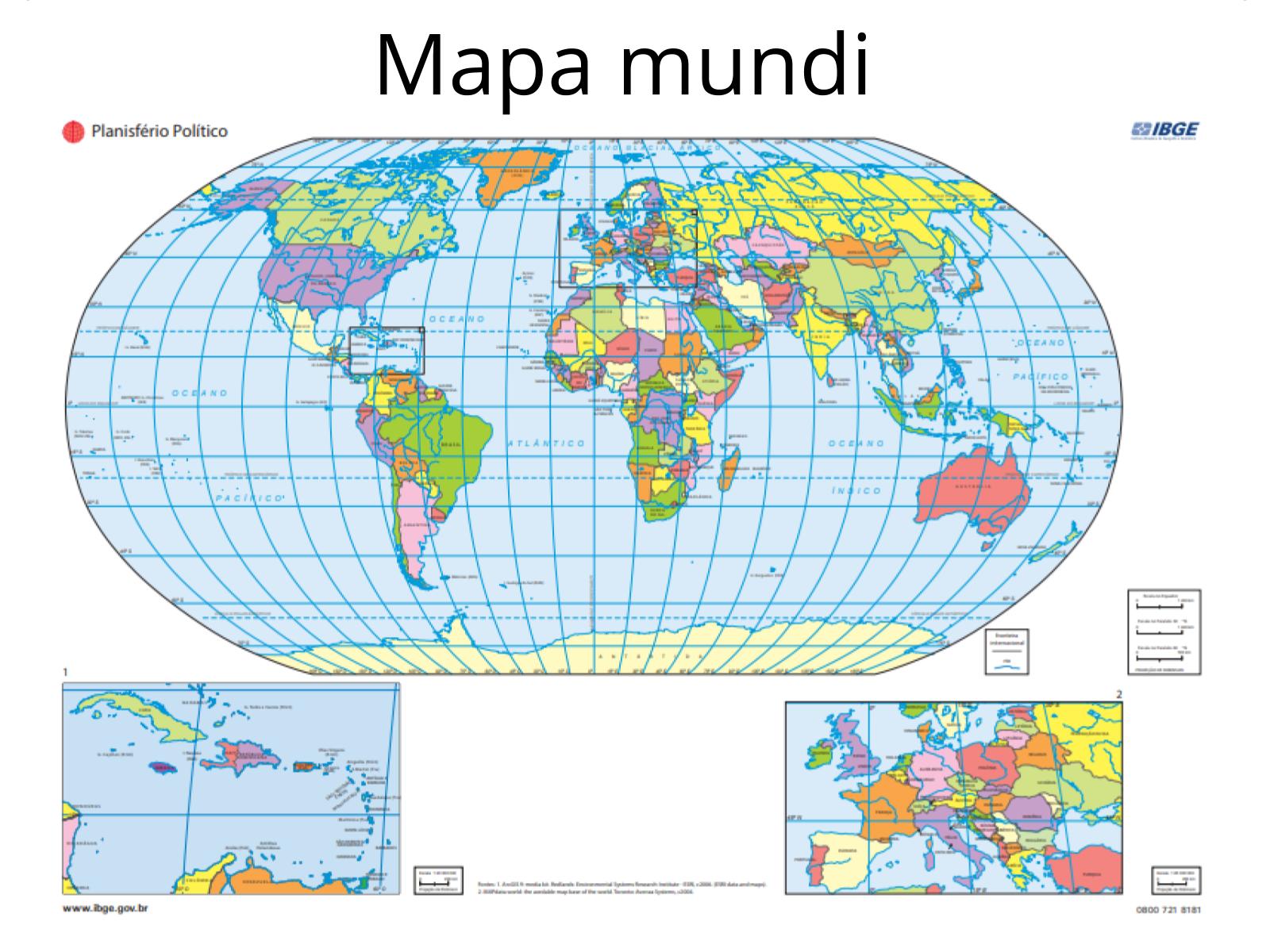 As regiões polares e suas potencialidades
